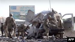 Албанский солдат погиб в Афганистане