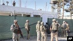 아프가니스탄 주둔 나토 연합군.