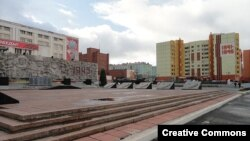 Норильск. 13 сентября 2015 г. Photo: Author Rsppnord, Creative Commons
