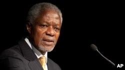 Đặc sứ của Liên hiệp quốc và Liên đoàn Ả Rập Kofi Annan