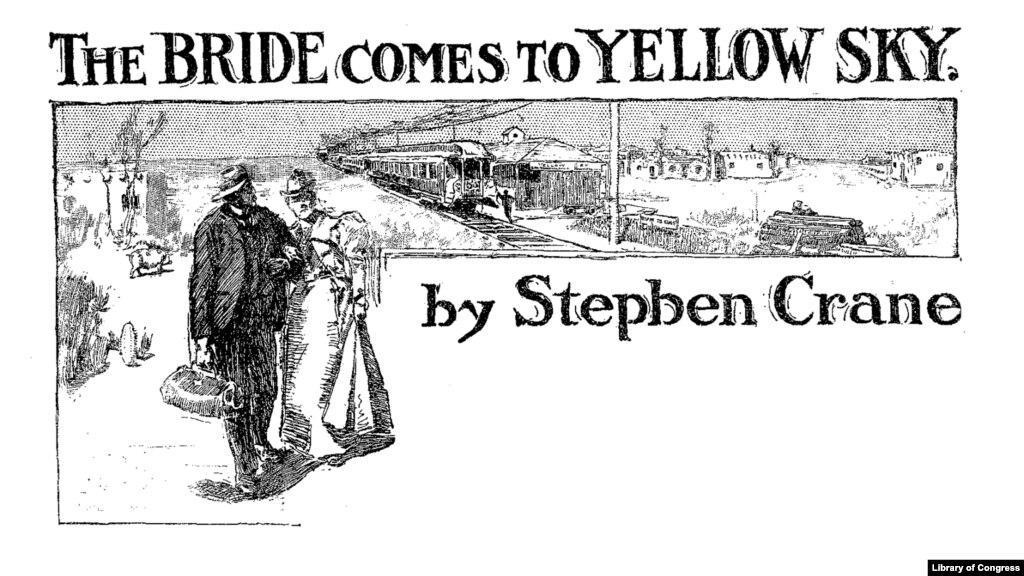 the bride comes to yellow sky 2 essay Category: comparison compare contrast essays title: comparing marriage in eveline and the bride comes to yellow sky.