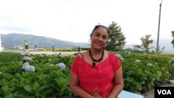 Claudia Cermeño viajó junto a su esposo de forma ilegal a Estados Unidos, pero dos años después decidieron voluntariamente regresar a Guatemala.