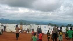Refugiados moçambicanos começam a chegar a Luwani - 2:40