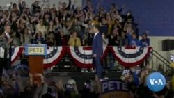 Democratic Presidential Candidates Speak as Iowa Caucus Results are Delayed