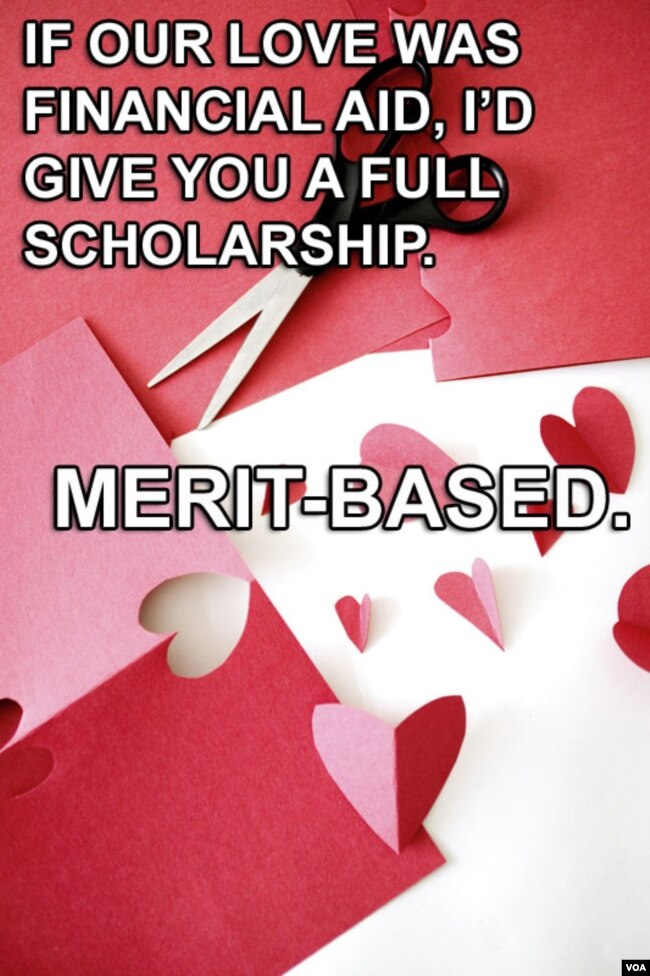 Valentines Day Cards for Your Favorite International Student