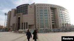 8 Ocak 2018 - İstanbul Adalet Sarayı