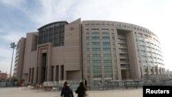 8 Ocak 2020 - İstanbul Adalet Sarayı