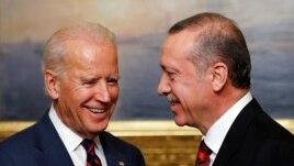 Takim Biden-Erdogan në Uashington