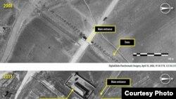國籍特赦組織公佈顯示北韓勞改營位置的衛星圖片