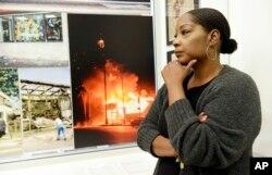 Katinya Makkori, Los-Anjelesda irqchilikka qarshi kurashayotgan faollardan biri
