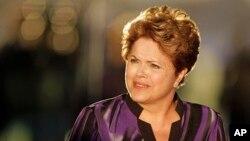 ديلما روسف، رئیس جمهوری برزیل
