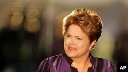 FILE - Brazil's President Dilma Rousseff, Sept. 2, 2013.