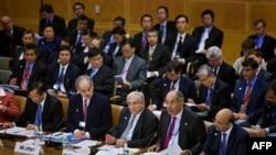 Собрание Международного валютного фонда, 2008г.