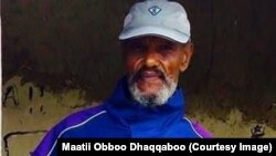 Obbo Dhaqqaboo Waariyoo