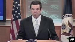美国国务院发言人唐纳(资料照片)