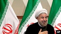 Washington souhaiterait prendre contact avec le président-élu iranien, Hassan Rouhani