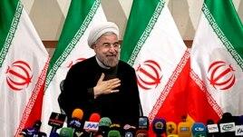 Prezident Həsən Ruhani
