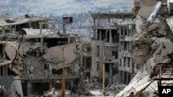 سازمان های بین المللی تخمین می کنند که در جنگ هفت سالۀ سوریه، آن کشور حد اقل ۳۸۸ میلیارد دالر خسارمند شده است