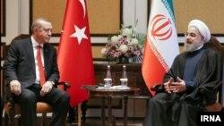 آرشیف: در هفته های اخیر روابط ایران و ترکیه پر تنش بوده است