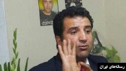 محمد نجفی، وکیل زندانی در ایران