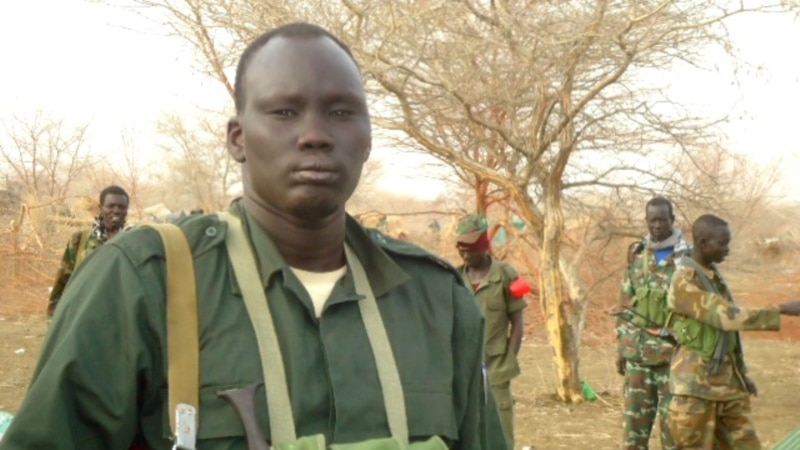 Jonglei State, Amid South Sudan Fighting, One Rebel Leader Seeks Peace