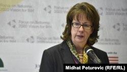 Ambasadorica Cormack ističe da je korupcija najveći problem BiH (Arhivska fotografija)