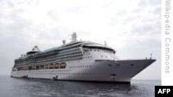 Wabah penyakit menyebabkan sedikitnya 300 penumpang kapal pesiar Royal Caribbean jatuh sakit (foto: ilustrasi).