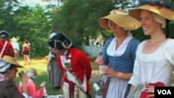 Colonial Williamsburg: Živi muzej na otvorenom