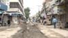 لاہور: حلقہ این اے 120 میں راتوں رات ترقیاتی کام شروع