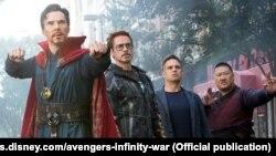 """De acuerdo con cálculos de Disney divulgados el domingo, la cinta de superhéroes de Marvel Studios superó el récord de 248 millones establecido por """"The Force Awakens""""."""