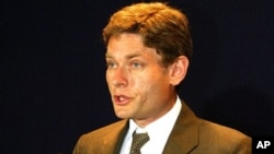 MrTom Malinowski, Washington advocacy director of Human Rights Watch.