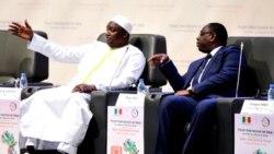 Inauguration d'un pont sur le fleuve Gambie pour doper les échanges en Afrique de l'Ouest