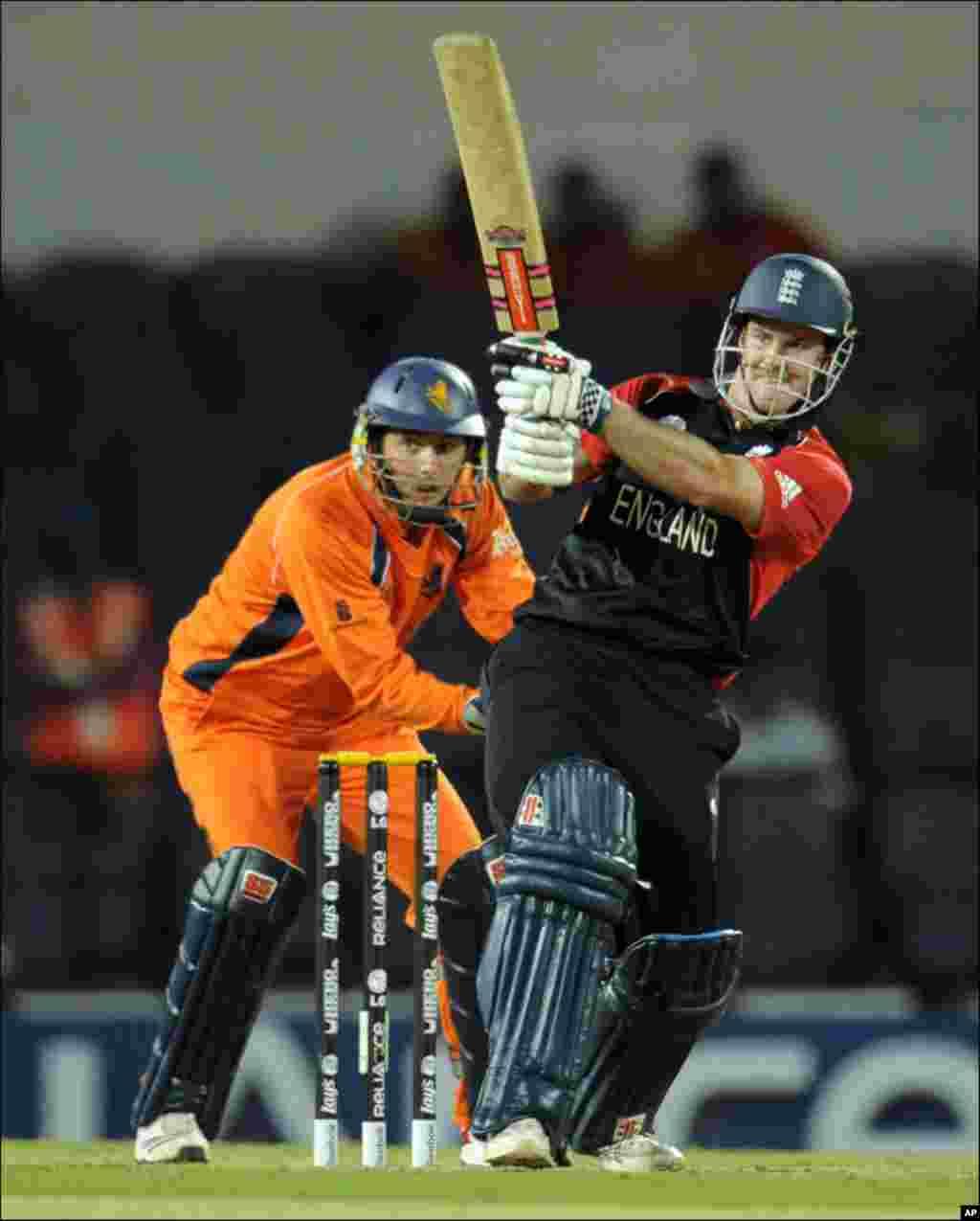 انگلینڈ نیدرلینڈز کرکٹ میچ 2011