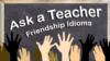 Friendship Idioms