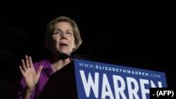 沃倫退出大選婦女當選總統無望 。
