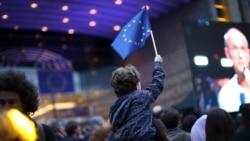 EU ပါလီမန္ေရြးေကာက္ပဲြ EU ခဲြထြက္ေရးပါတီေတြအႏိုင္ရ