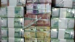 سودان جنوبی تلاش می کند ارزش ارز خود را در برابر دلار تثبيت کند
