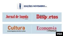 Publicações das Edições Novembro, Angola sem sede no Uíge