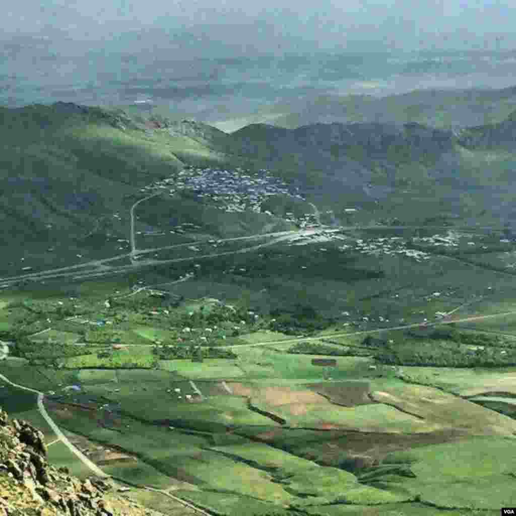 روستای پیام در شهرستان مرند آذربایجان شرقی عکس: (ارسالی شما)