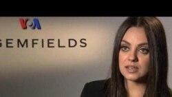 Mila Kunis dan Gemfields - VOA Planet Info