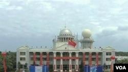 中國最近成立三沙市