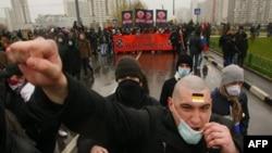 Марш в День национального единства в России