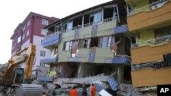 Νέα σεισμική δόνηση στην ανατολική Τουρκία