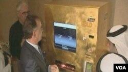 ATM za zlato