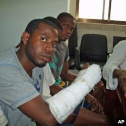 Manifestantes de Luanda recorrem das penas de prisão