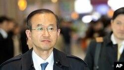 Ông Lim Sung-nam, Đại sứ Nam Triều Tiên đặc trách vấn đề hạt nhân, sẽ chủ tọa cuộc đàm phán