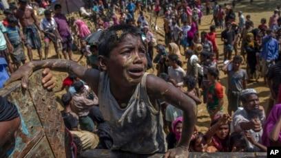 Myanmar Struggles with Rohingya Crisis