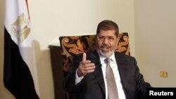 مصر کے صدر محمد مُرسی