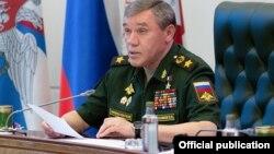 Валерий Герасимов (архивное фото)