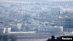 Syria and Iraq – Friday, Oct. 24